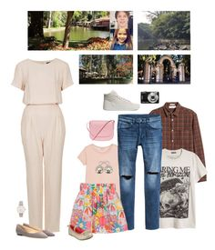 """Visit to the Passeio Público// Flashback // 2014"" by margotrobbie on Polyvore featuring Topshop, Kate Spade, STELLA McCARTNEY, H&M, OshKosh B'gosh, Sony, Jimmy Choo y Mansur Gavriel"