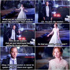 April Kepner and Jackson Avery- Grey's Anatomy