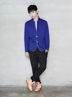 Happy Birthday: 10 Handsome photos of Im Jae Bum (JB)