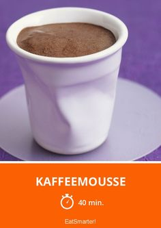 Kaffeemousse - smarter - Zeit: 40 Min.   eatsmarter.de