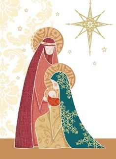 Pin on Christmas Religious Christmas Sewing, Christmas Nativity, Christmas Art, Christmas Projects, Family Christmas, Christmas Holidays, Christian Artwork, Operation Christmas, Nativity Crafts