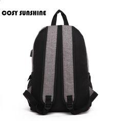 b6fce49593e71 Torba podróżna plecak męski o dużej pojemności komputerowa torba do  ładowania USB moda na ramię torba