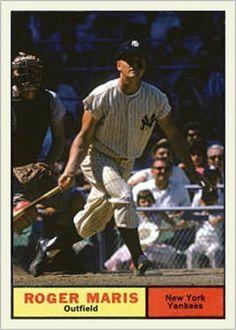 Roger Maris New York Yankees