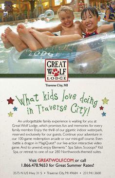 Kids Guide Traverse City Area Guide 2013-14
