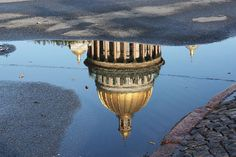 Gorgeous Effects and Examples of Reflection Photography