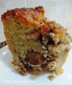 Apple Cake (Rice Cooker) | Apple cakes