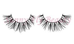 Mink eyelashes perfectly fit with human lashes and make it even more comfortable and easy to wear.