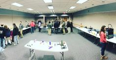 Great turnout last night for the FabSpace #3dprinting meet-up at the #Xenia Community #Library sponsored by @mcmelectronics! 40 people 6 printers and hundreds of creative projects!  #3dprint #3dprinted #3dprinter #make #maker #making #makerspace #greene_space #dayton @tinkrtech #creatbot #printrbot @ultimaker #ultimaker by nyalibrarian