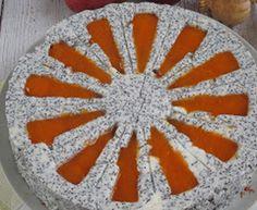 Barackos mákos  torta Zila formában How To Make Cake, Cake Recipes, Cakes, Decor, Decoration, Easy Cake Recipes, Cake Makers, Kuchen, Cake