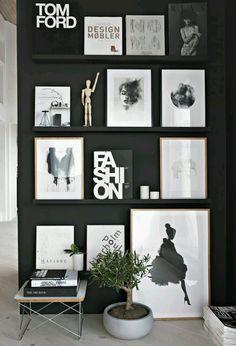 ESTANTES | REPISAS | SHELF PARA TUS FOTOS FAVORITAS: BAtA, muebles con ideas