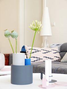 #blue #interior #summer #trend #colours #blau