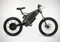 Stealth B-52 Bomber Electric Bicycle - The Electric Bicycle Store