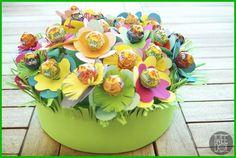 Tweedot blog magazine - torta a forma di giardino per feste di compleanno