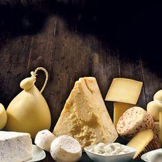 All the taste of Made in Italy! Discover other cheeses: #Buffalo #Mozzarella, #Grana Padano, #Provola, #Gorgonzola and #Pecorino. #Italianfood #Italy #Italian #food #cheese #cheeses #LoveItaly