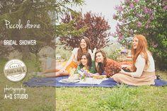Bridal shower inspiration - Piccole donne - ©2012 Studio A Q