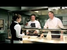 Whites (British Comedy) - Eggless Omelette Scene                                      I laugh about this exchange often!