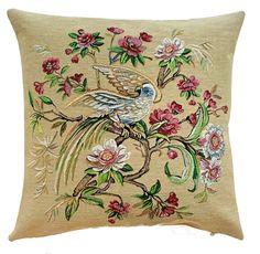 27 Yapatkwa Flower Bird Cushions Ideas In 2021 Tapestry Cushion Flower Bird Cushions
