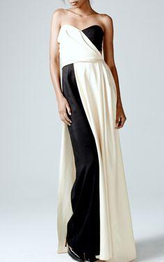 Rosie Assoulin Spring/Summer 2014 Trunkshow Look 27 on Moda Operandi