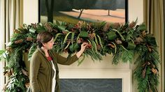 Let's talk holiday greens! | The Enchanted Home blog