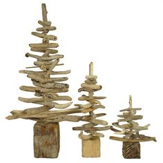 driftwood+christmas+tree | Driftwood Christmas Trees. Click.