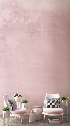 Awesome Mural Wallpaper Ideas - home-interior-design-trends-for-this-year Informationen zu Awesome Mural Wallpaper Ideas Pin Sie kö - Watercolor Wallpaper, Wallpaper Murals, Wallpaper Ideas, Murs Roses, Interior Design Trends, Design Ideas, 2018 Interior Trends, Trends 2018, Interior Styling