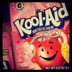 "23 Fun Facts About Things We Saw at the Grocery Store - Mental Floss:  Kool-Aid was originally marketed as ""Fruit Smack."""