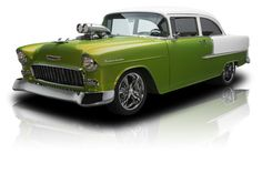 1955 Chevrolet Sedan Delivery For Sale | Collector and Classic Cars For Sale | RK Motors Charlotte