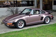 1988 Porsche 911 Turbo Slantnose_4419
