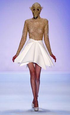 Mercedes-Benz Fashion Week : IRENE LUFT S/S 2014