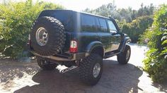 Nissan Patrol Gr Y61 Big Bad Boy