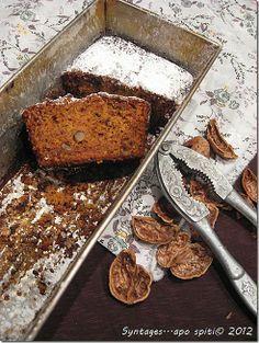Νηστισιμο μοναστηριακο κεικ καροτου Cupcakes, Cupcake Cakes, Fruit Cakes, Brownies, Meals Without Meat, My Recipes, Favorite Recipes, Greek Desserts, Carrot Cake