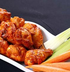 Buffalo Chicken Wings Post Image