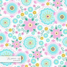 #pattern #surfacedesign #365 #365patterns #art #mzwonko