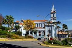 Igreja Matriz de Nossa Senhora do Pilar  Pitangui(MG)