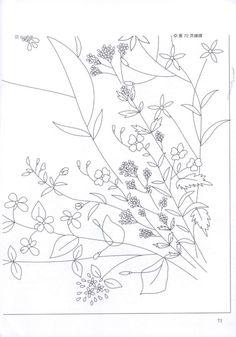 Gallery.ru / Фото #62 - Wild Flowers Collection - bird-of-heart