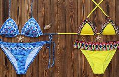 Swimwear statement trends