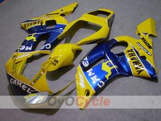 Injection Fairing kit for 98-02 YZF-R6 - SKU: OYO87900982 - Price: US $539.99. Buy now at http://www.oyocycle.com/oyo87900982.html