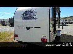 2017 Winnebago Winnie Drop 170S - Chilhowee RV Center | www.chilhoweerv.com