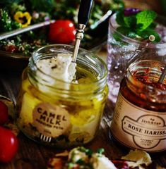 Josh&Sue Gourmet Selection an award winning condiment company, crafted in Daylesford, small batches full of all natural ingredients. Rose Harissa, Moroccan Spices, Banquet, Cucumber, The Selection, Raspberry, Artisan, Gluten Free, Velvet