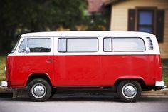 Van, Volkswagen, Coche, Vehículo, Del Automóvil, Austin
