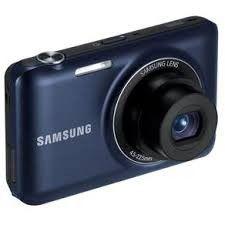 Câmera Digital Samsung ES95 Preto Cobalto, 16.1MP, 5x zoom óptico, LCD de 2.7
