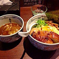 うまい! - 86件のもぐもぐ - 麺屋武蔵 神山 つけ麺!! by kisa