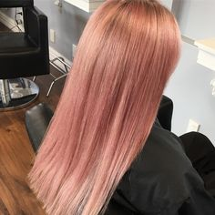 30 Stunning Ways to Wear Rose Gold Hair — Top Notch Beauty and Glamour