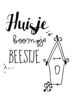 Hand Lettering Quotes, Doodle Lettering, Types Of Lettering, Zentangle, Diy Postcard, Hand Lettering For Beginners, Dutch Quotes, Clipart, Words Quotes