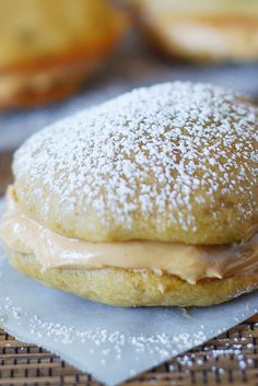 Cornbread Whoopie Pies with Honey Buttercream | Recipe | Whoopie Pies ...