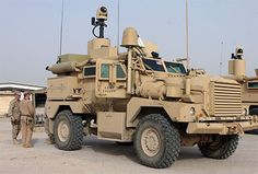 Biggest & baddest: US military vehicles | Cougar Armored Fighting Vehicle