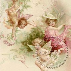 Sagen Vintage Angels V32