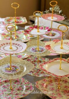 Plate Cake Stand DIY Easy Video Tutorial   The WHOot