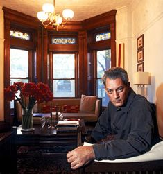 Paul Auster Paul Auster, Philip Roth, Book Review, Authors, Writers, Books To Read, Music, People, Photography