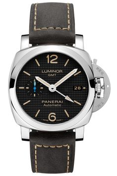 PAM01535 Luminor 1950 3 Days GMT Automatic Acciaio - 42mm - Panerai watch